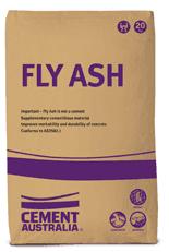 fly ash 20kg