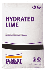 hydrated lime 20kg