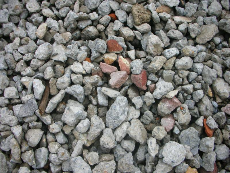 Recycled Concrete Gravel 40mm