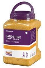 Cement Colour Sandstone