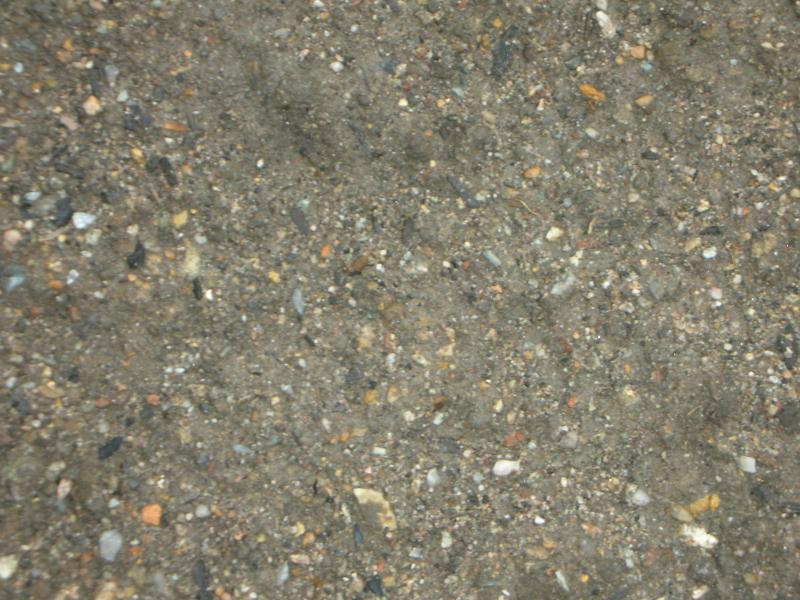 Screened Soil