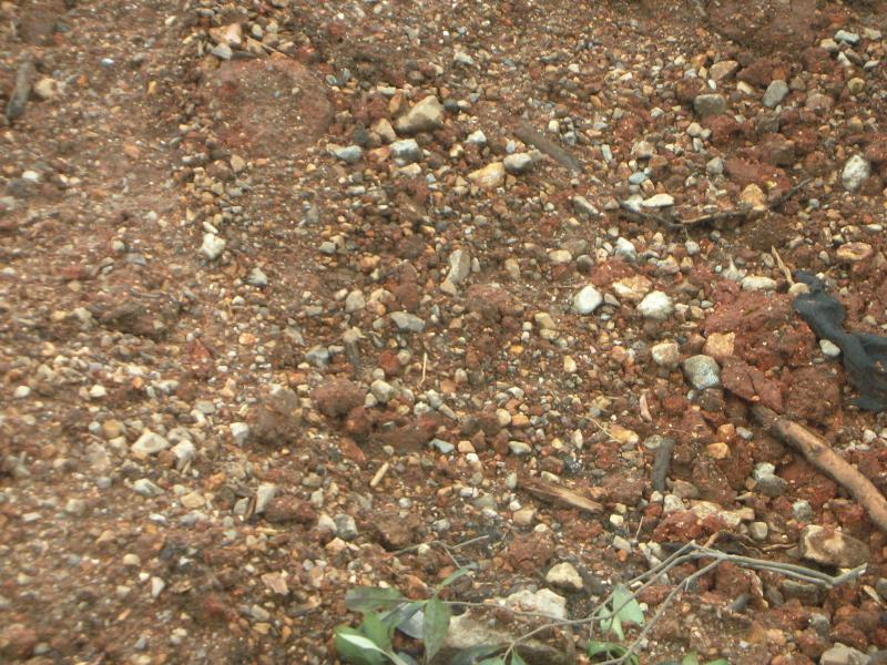 Unscreened Fill Soil