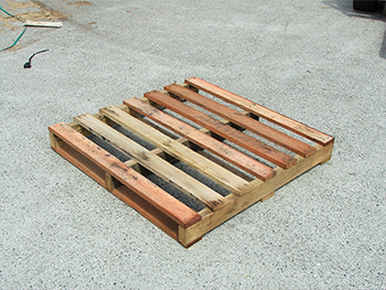 Wooden pallets in Newcastle NSW