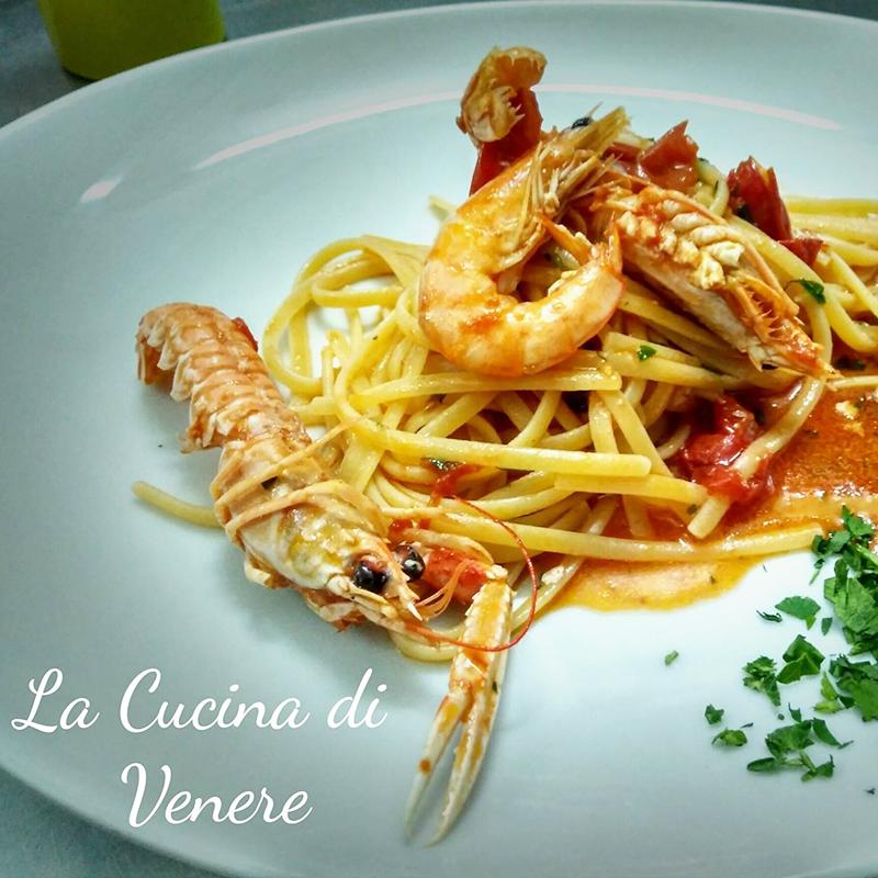 Cucina campana | Bacoli, NA | La Cucina di Venere