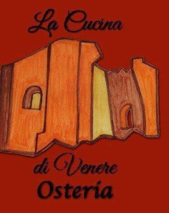 LA CUCINA DI VENERE logo