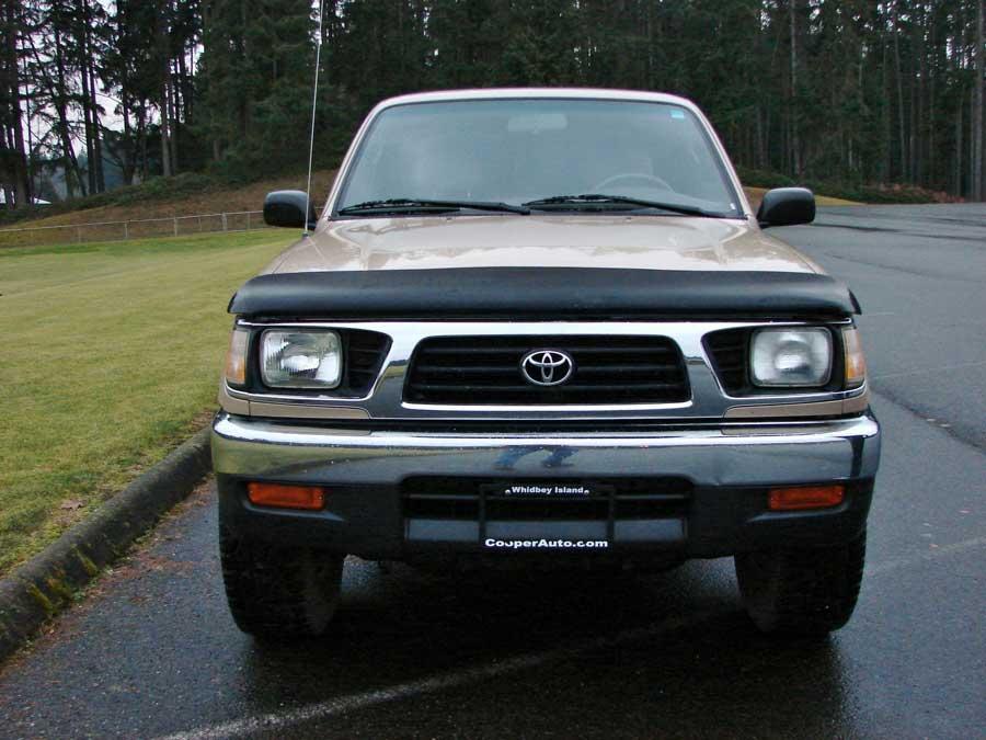 1995 1/2 Toyota Tacoma LX 4x4 Extra Cab