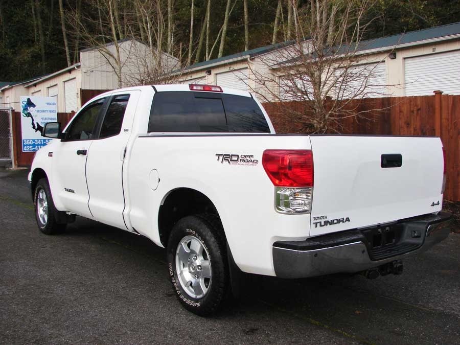 2011 Toyota Tundra TRD 4x4 Double Cab