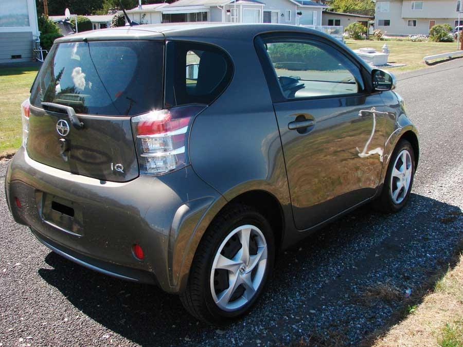 2012 Toyota Scion IQ