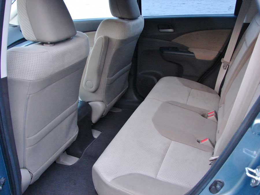 2013 Honda CRV EX AWD