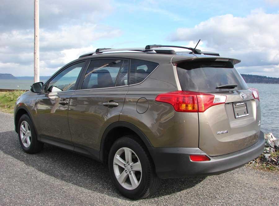 2013 Toyota Rav4 XLE 4x4