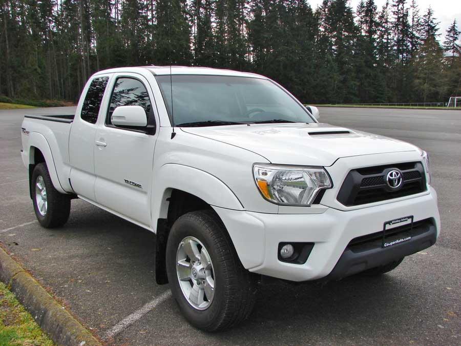2014 Toyota Tacoma TRD Sport 4x4