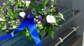 decorazioni funebri, allestimenti floreali, fiori