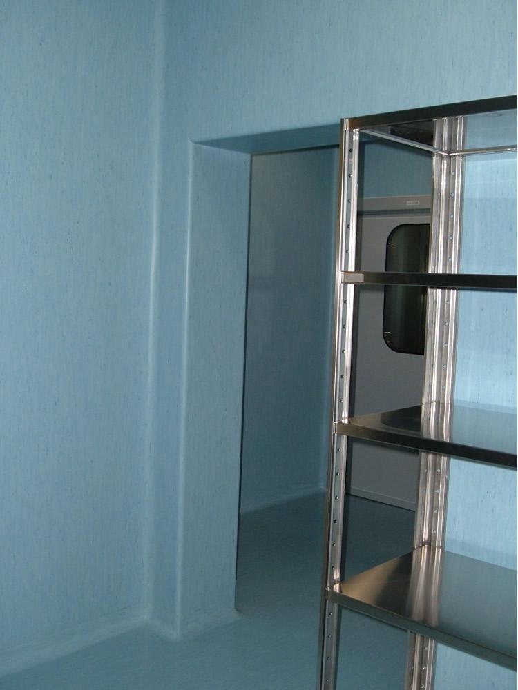 pvc camere sterili