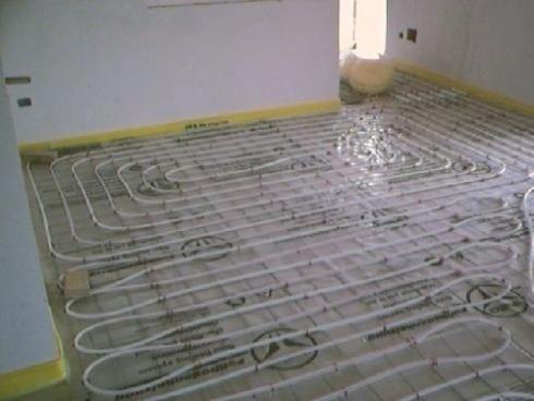 Riscaldamenti a pavimento in italia