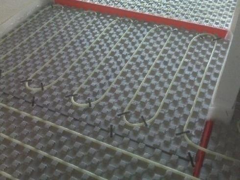 Riscaldamenti a pavimento installazione grugliasco