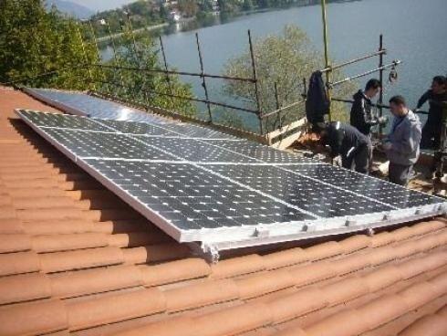 Impianto solare a grugliasco