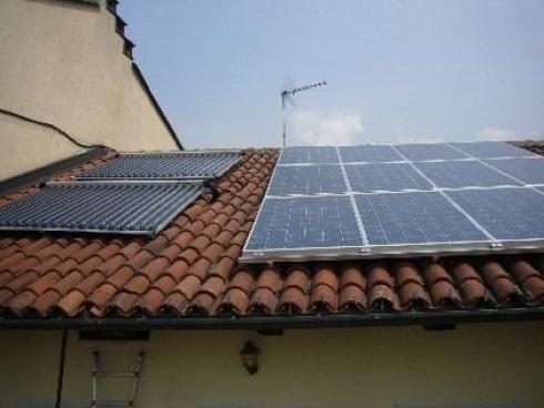 Energia solare a grugliasco