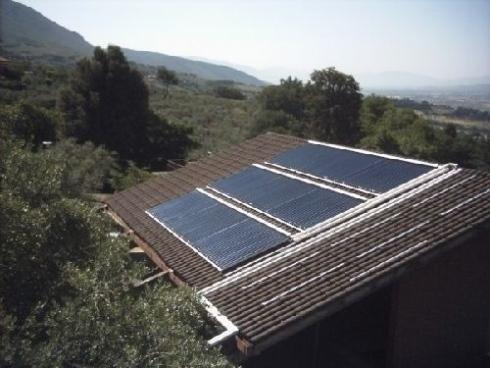 Pannelli solari grugliasco