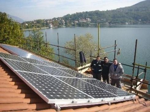 Impianto solare grugliasco