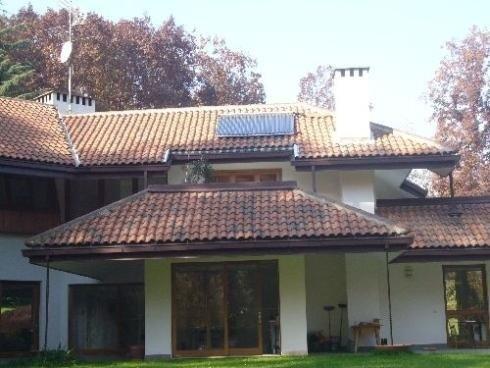 Pannelli solari installazione completa
