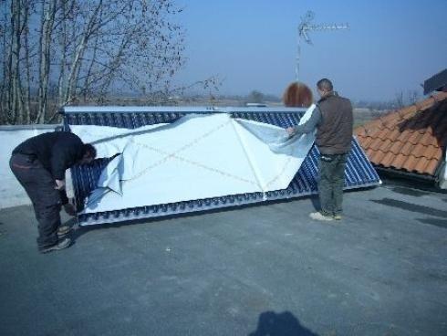 Installazione Pannello scolare in piemonte