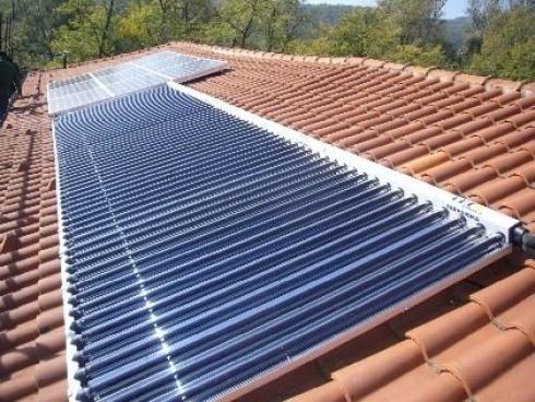 Impianto solare a torino
