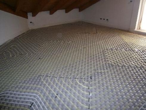 Riscaldamenti a pavimento installazione in italia