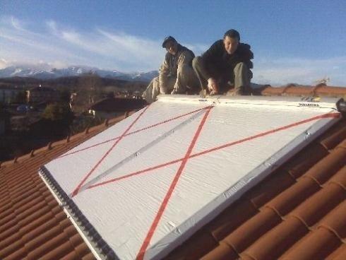 Pannelli solari installazione a grugliasco