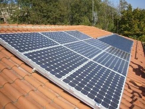Impianto solare torino