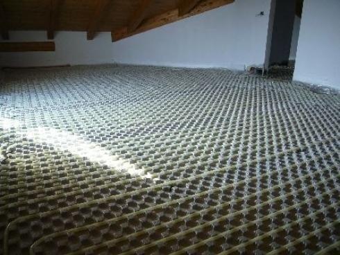 Riscaldamenti a pavimento installazione in piemonte