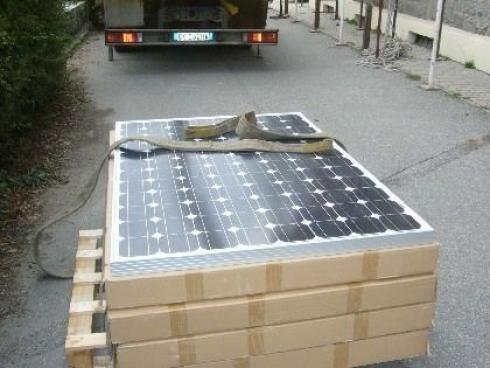 Impianto solare in italia