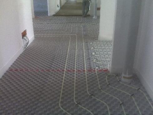Riscaldamenti a pavimento installazione a torino