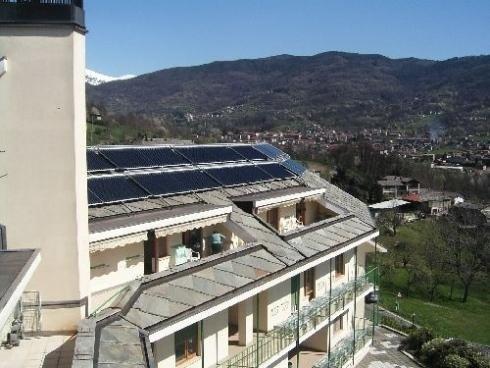 Pannelli solari a torino