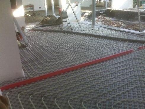 Riscaldamenti a pavimento installazione a grugliasco
