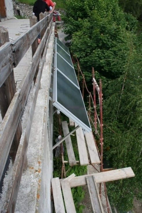 costruzione impianti, installazione pannelli, fonti energetiche