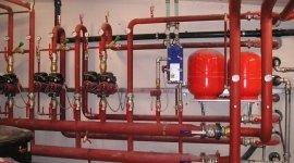 idraulica civile, idraulica industriale, idraulica