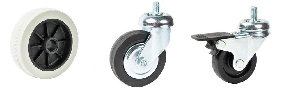 Produzione di rotelle per l 39 arredamento vicenza pa for Ruote arredamento