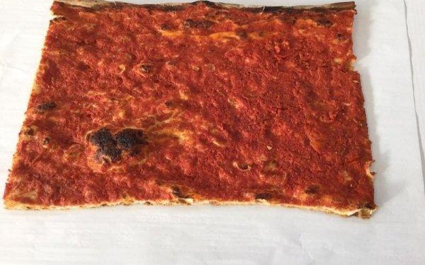 Pizza al Pomodoro extra fina