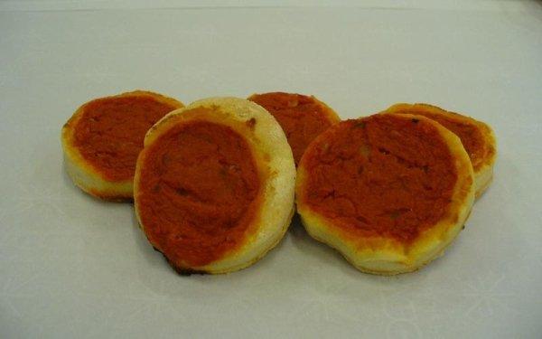 Pizzette Sfoglia al Pomodoro