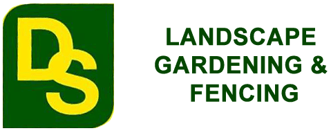 DS Landscape Gardening U0026 Fencing Company Logo