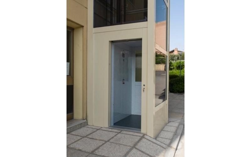 installazione mini ascensori