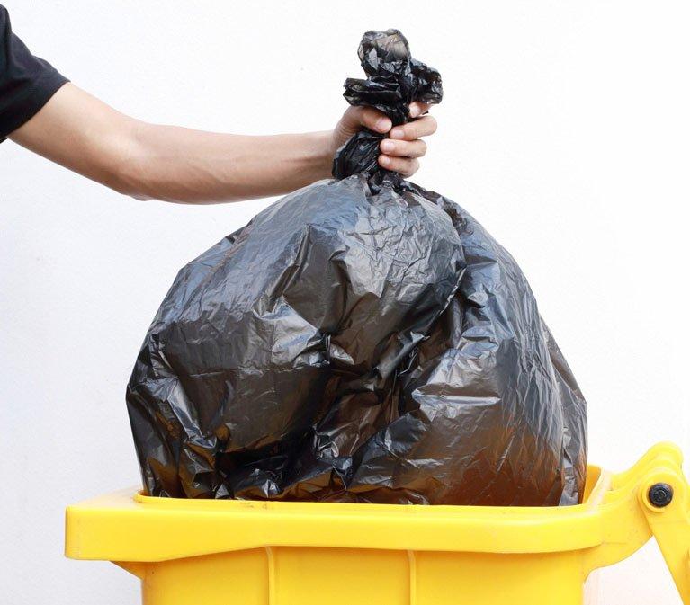 brian butterworth removing rubbish