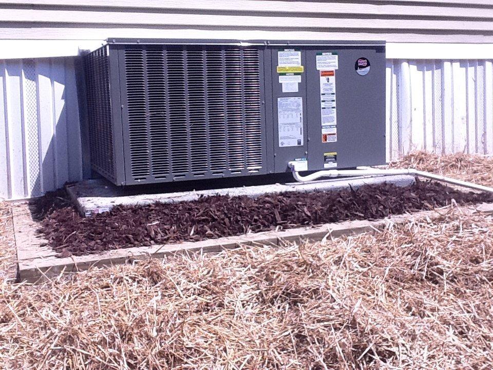 HVAC Replacement Chapel Hill NC