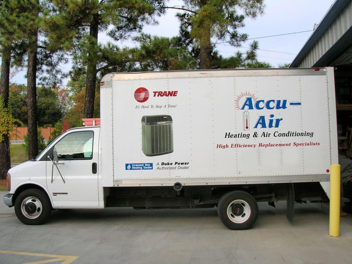 Heat Repair Chapel Hill NC
