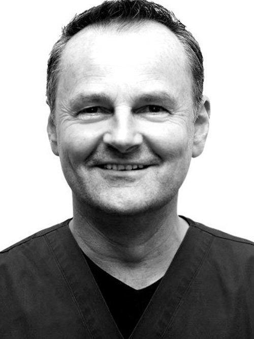 Dr Harvey Shorter, Dentist - B.D.S (Otago)