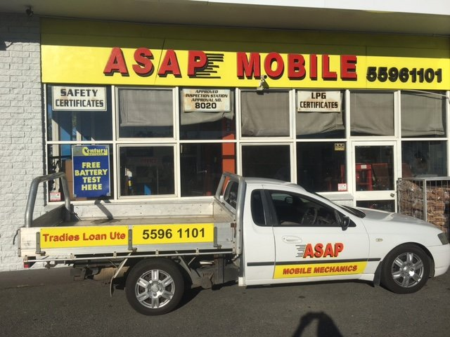 Courtesy Cars Available Gold Coast Asap Mobile Mechanics