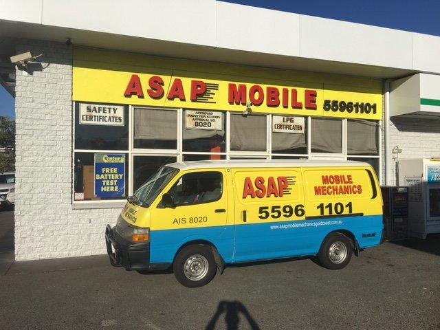 Asap Mobile Mechanics Roadside Assistanceand Breakdown Repair Gold Coast