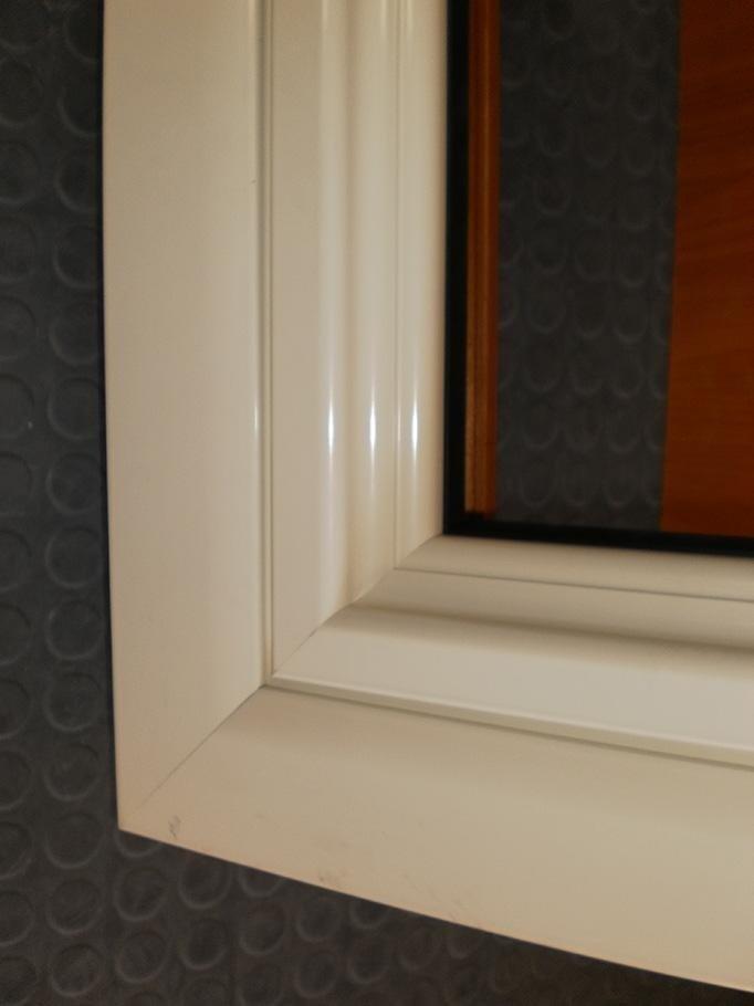 legno alluminio taglio termico Ecowin
