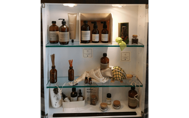 Prodotti professionali per la cura del capello