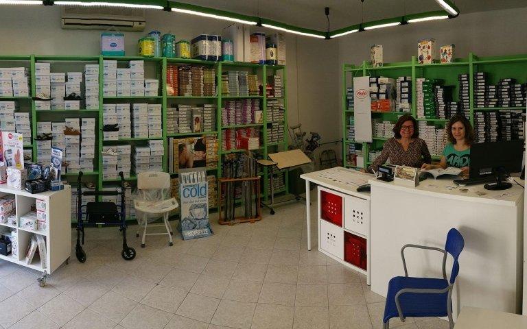 dispositivi sanitari e tutori
